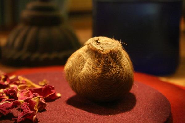 Thực phẩm Bảo vệ sức khỏe Vũ Hoàng Thanh Tâm có sử dụng Nguyên thốn hương (xạ hương)