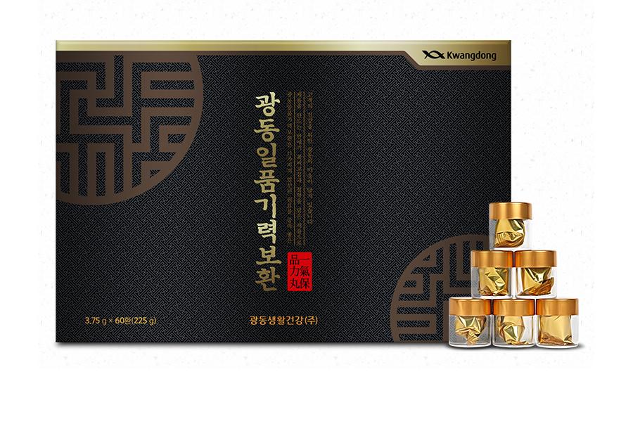 An cung ngưu Kwangdong 60 Viên Nội Địa Hàn Quốc